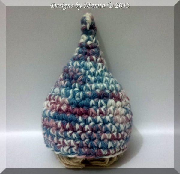 Easy Crochet Elf Hat Pattern