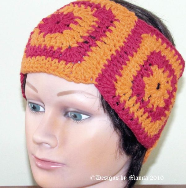Easy Headband Crochet Pattern