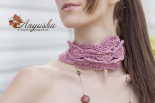 Easy Infinity Scarf Crochet Pattern