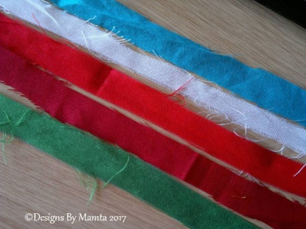 Fair Trade Sari Silk Ribbon