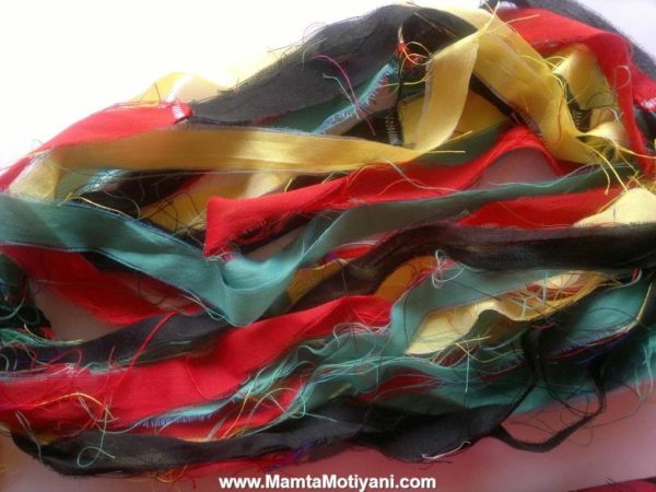 Fair Trade Yarn Ribbons