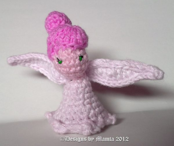 Fairy Doll Pattern