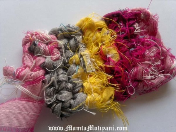 Fiber Art Supplies Silk