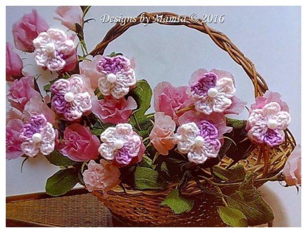 Flower Crochet Pattern