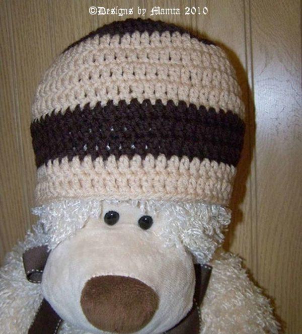 Free Baby Crochet Hat Pattern