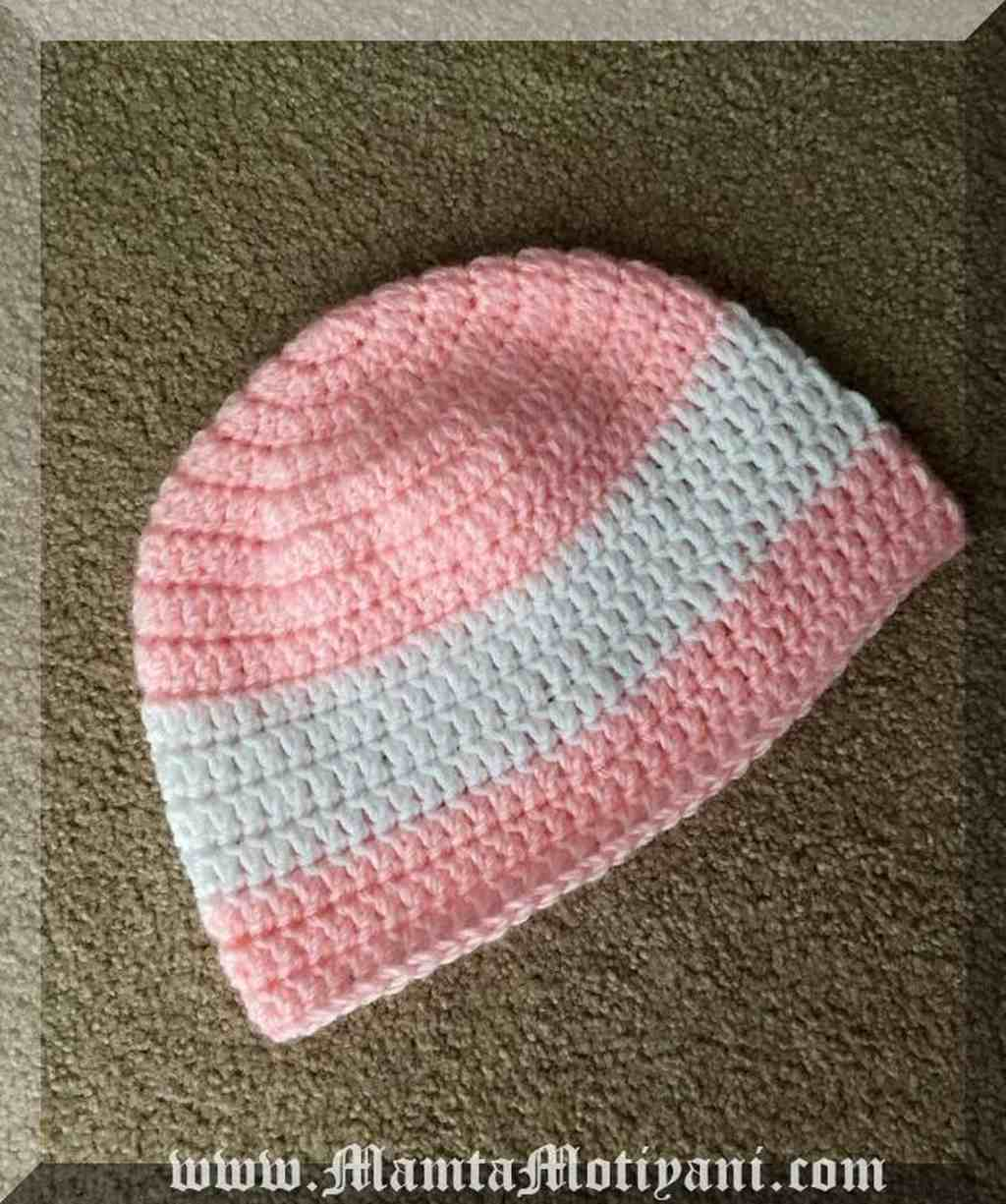 Free Chemo Beanie Crochet Hat Pattern Unique Easy Crochet Patterns