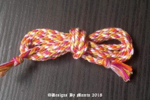 Fresh Bouquet Kumihimo Cord
