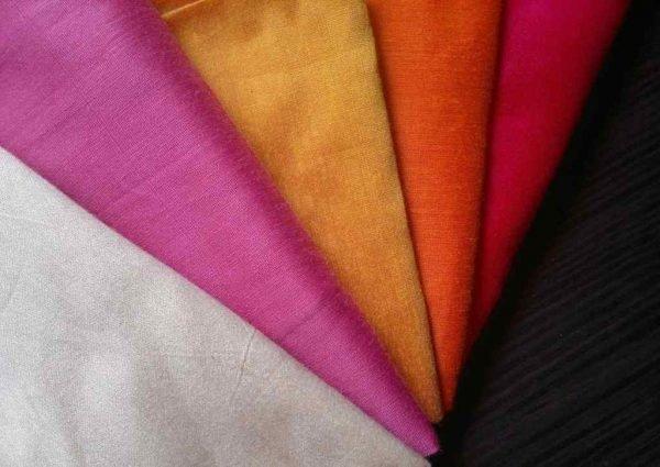 Grateful Dupioni Silk Fabric Bundle