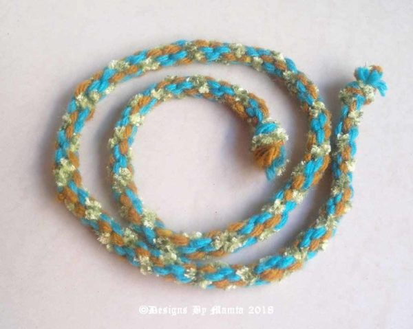 Hand Woven Cords