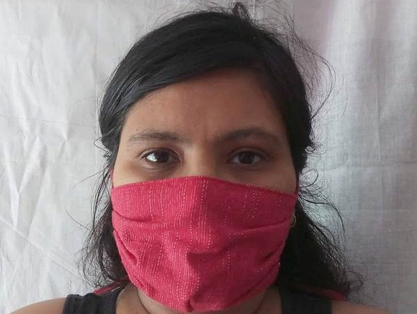 Handmade Cloth Face Mask