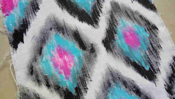 Handmade Designer Fabric