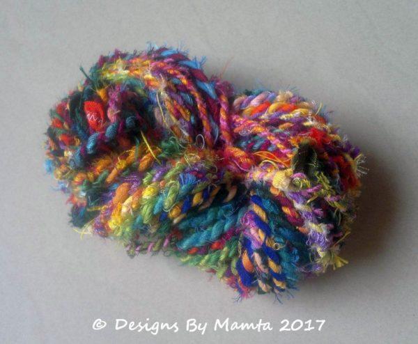 Handmade Fabric Twine