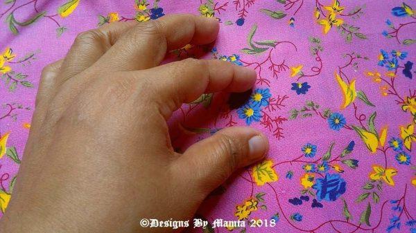 Handmade Indian Fabric