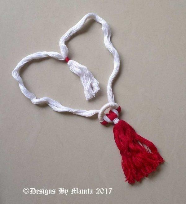 Handmade Tassel Necklace For Women