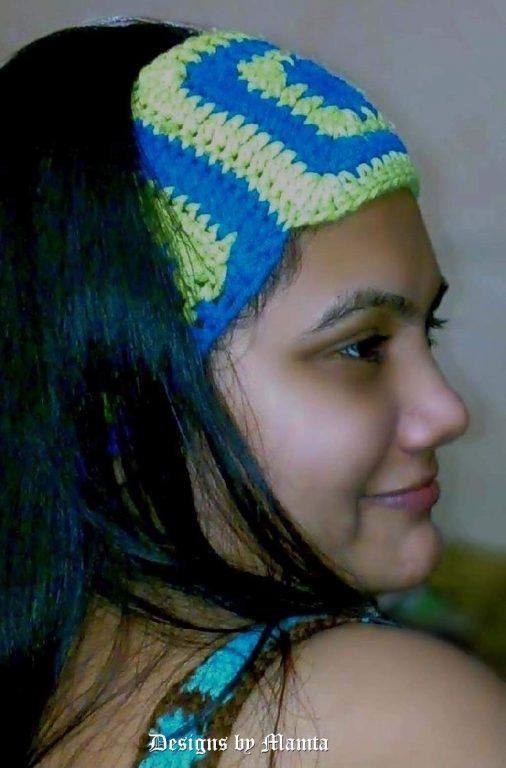Crochet Headband Pattern | Beginners Crochet Patterns For Women