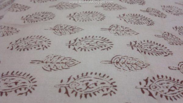 Indian Block Print Fabric