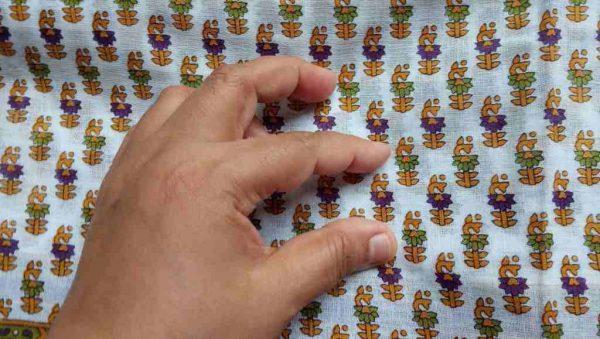 Indian Handmade Fabric