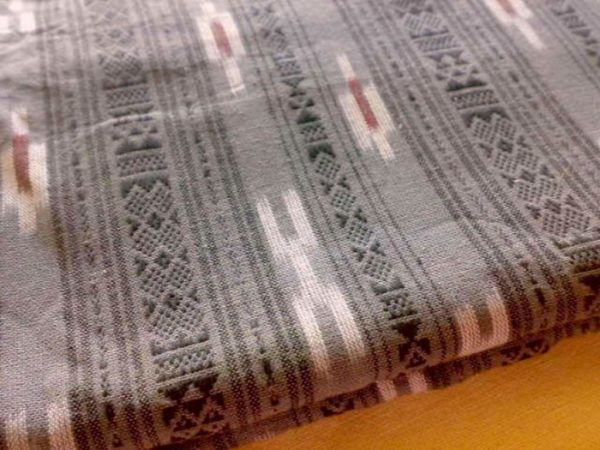 Indian Ikat Fabric