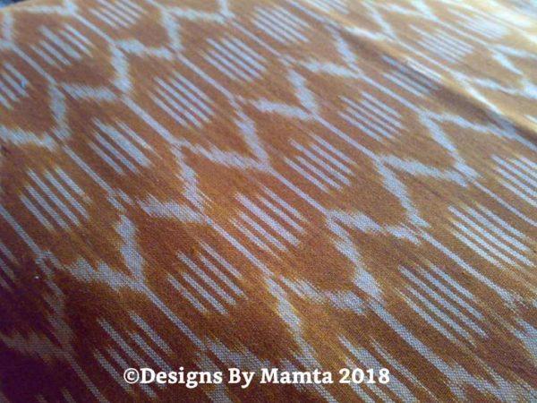 Indian Ikat Fabric