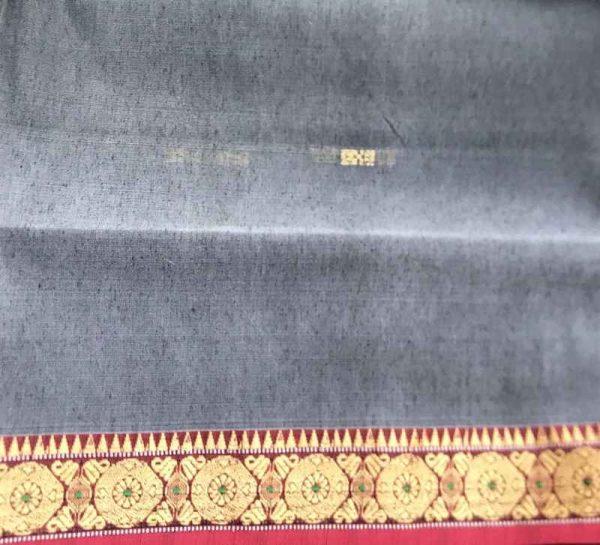 Indian Ilkal Sari Fabric By The Yard