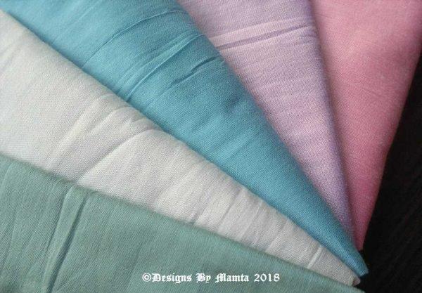 Indian Silk Fabric