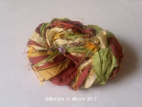 Indian Silk Ribbon