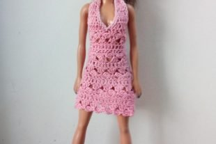 Jasmin Doll Dress
