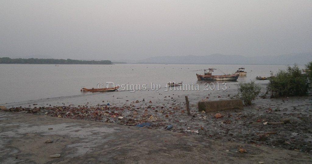Jesal Park Chowpatty Dump
