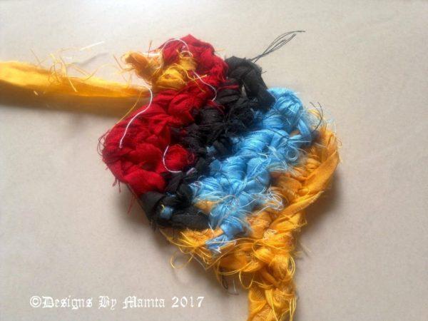 Knitting Ribbon Yarn