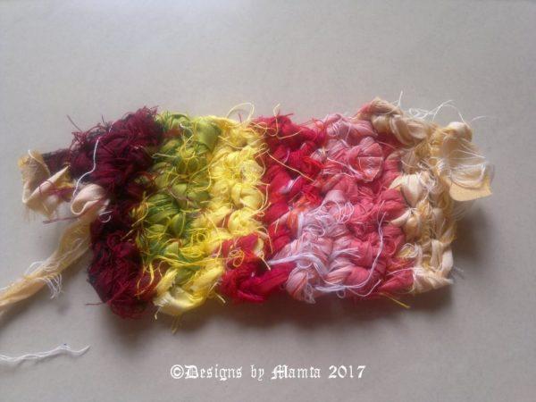 Knitting Yarn Ribbon