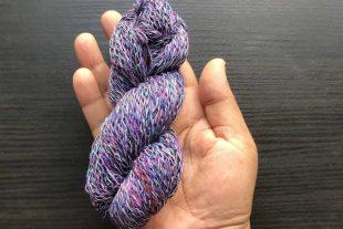 Lavender Polyester I Cord