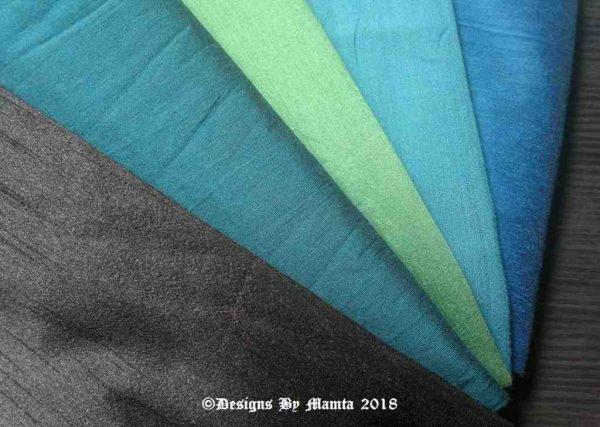 Leaf Macro Fat Quarter Fabric Bundle
