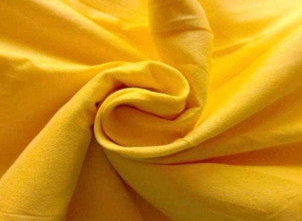 Lemon Yellow Fabric