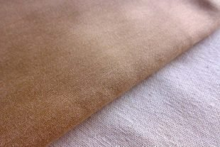 Light Gold Art Silk Dupioni Fabric