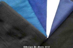 Magpie Fat Quarters Dupioni Fabric