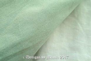 Mint Green Silk Dupioni Fabric