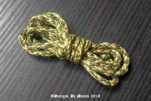 Natural Camouflage Bohemian Cord