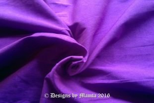 Neon Purple Dupioni Silk Fabric