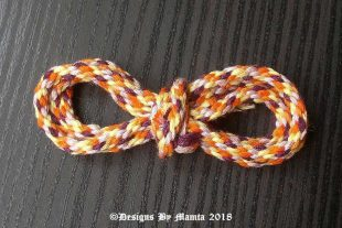 Oranges And Lemons Kumihimo Cord