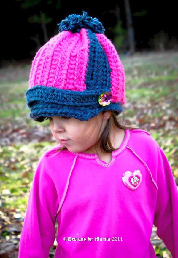 Pageboy Hat Pattern