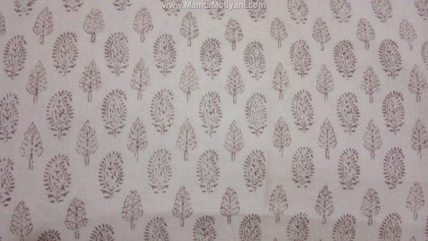 Paisley Fabric