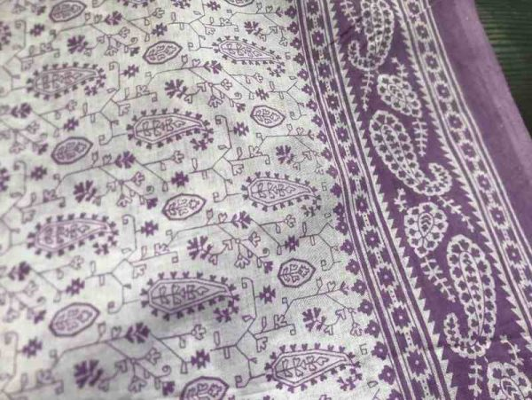 Paisley Floral Print Fabric