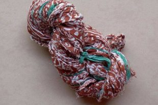 Patina Sari Ribbon Yarn