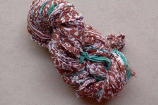 Patina Sari Ribbon Yarn