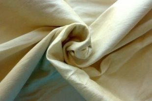Pearl Biege Art Silk Fabric