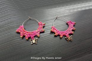 Princess Shaman Earrings