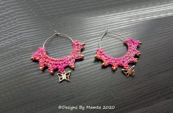 Princess Shaman Earrings