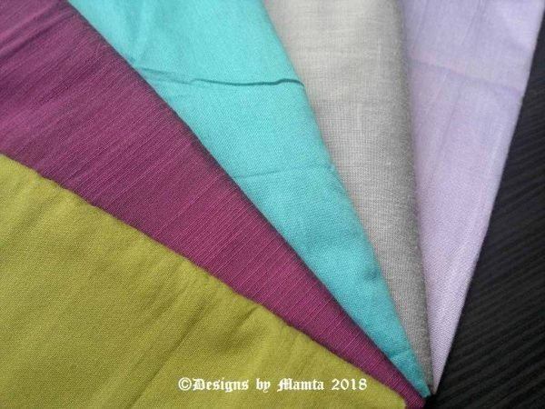 Quarter Yard Fabric Bundles