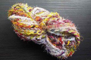 Rainbow Sari Twine