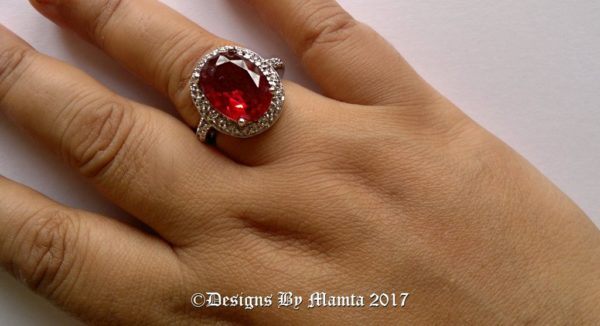 Rare Ruby Ring